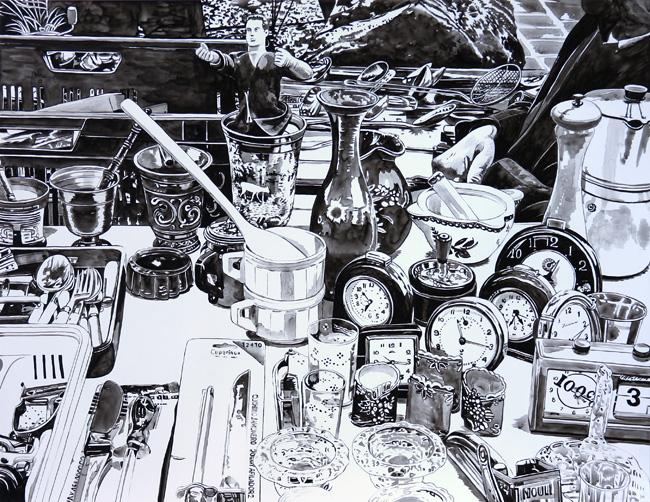 Current Exhibitions - Sherrie Wolf Studio